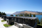 Villas at Queenstown's Rees Hotel. Photo / Supplied