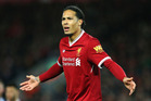 Virgil van Dijk became the most expensive defender of all-time in January, setting Liverpool back £75 million (NZ$144.6m). Photo / Getty Images.
