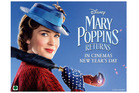 Win a trip for two to London with Disney's Mary Poppins Returns