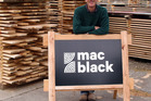Richard Thompson will turn his attention to his growing business, MacBlack Timber.