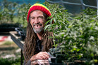Course tutor Rob Thomson said he was excited about the community having a new relationship with cannabis and the job opportunities it would bring. Photo / Alan Gibson