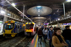 Buses and trains will be free in Auckland on Friday afternoon. Photo / File