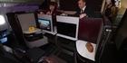 Watch: A look into Qatar Airways' Q Suite