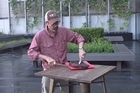 Five time world BBQ champion Tuffy Stone gives his tips on how to cook the perfect BBQ brisket.