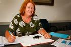 Federated Farmers Ruapehu president Lyn Neeson.