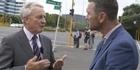 Watch: Watch: Auckland Mayor Phil Goff talks traffic