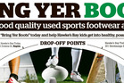 The Bring Yer Boots! campaign is under way.