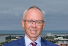 Mark Ward, the new CEO of Whanganui and Partners, has been studying Whanganui statistics. Photo / file / Lewis Gardner