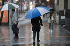 Wet weather will hit the Auckland region on Sunday. Photo  / Brett Phibbs