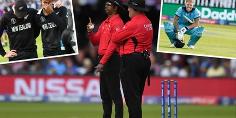 2019 Cricket World Cup: Umpire Kumar Dharmasena admits he made a crucial mistake in final
