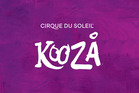 Win tickets to Cirque Du Soleil Kooza