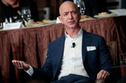 Amazon CEO Jeff Bezos says he was the target of an extortion attempt. Photo / Getty Images