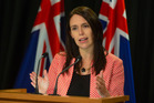 Jacinda Ardern offered no short-term strategies to deal with tougher times ahead. Photo / File