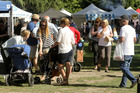 The Hawke's Bay Farmers' Market is just one of the many events on this weekend. Photo / File