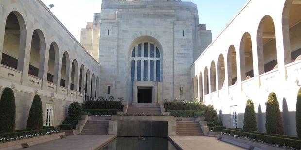 Australia War Memorial.