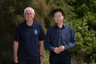 Professors Keith Cameron and Hong Di. Photo / Supplied