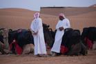 Dubai's Dune Reserve Desert Safari. Photo / Thomas Bywater