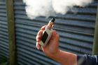 Vaping faces a ban on the streets of Hamilton. Photo / File