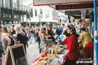 Wellington's Cuba Street's festival Cuba Dupa is happening at the end of March.