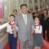 Weight loss North Korean leader Kim Jong Un's dramatic weight loss seen at military parade thumbnail